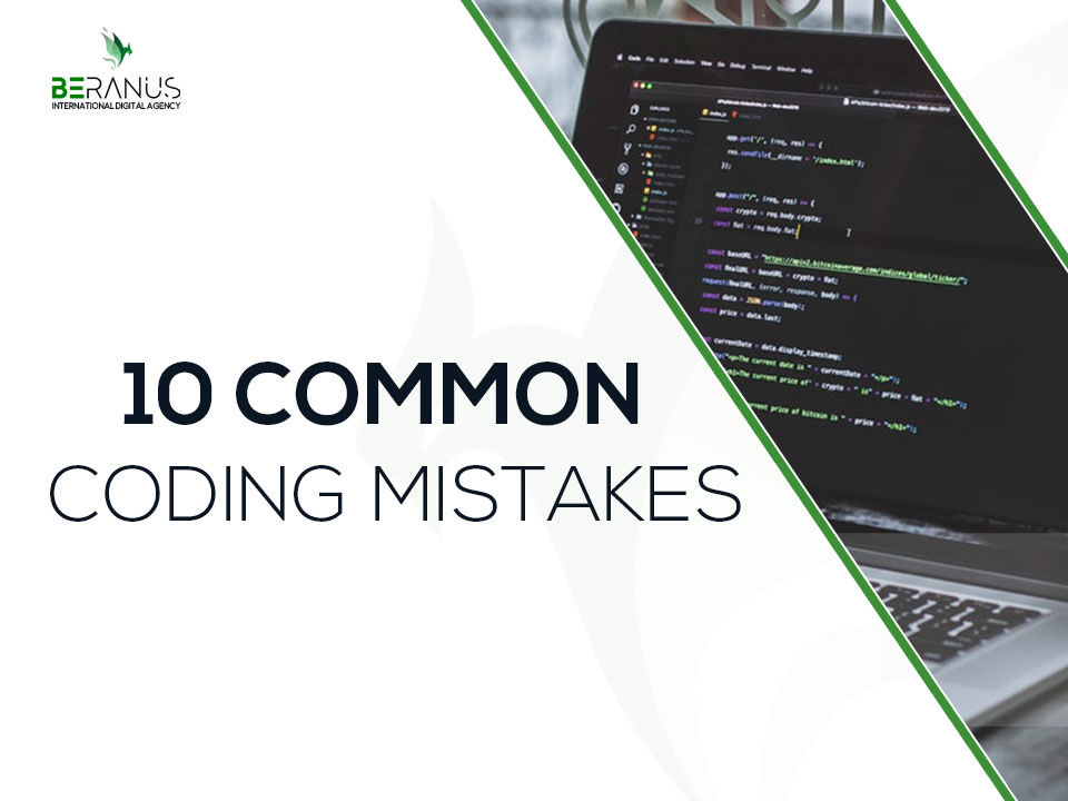 Coding Mistake