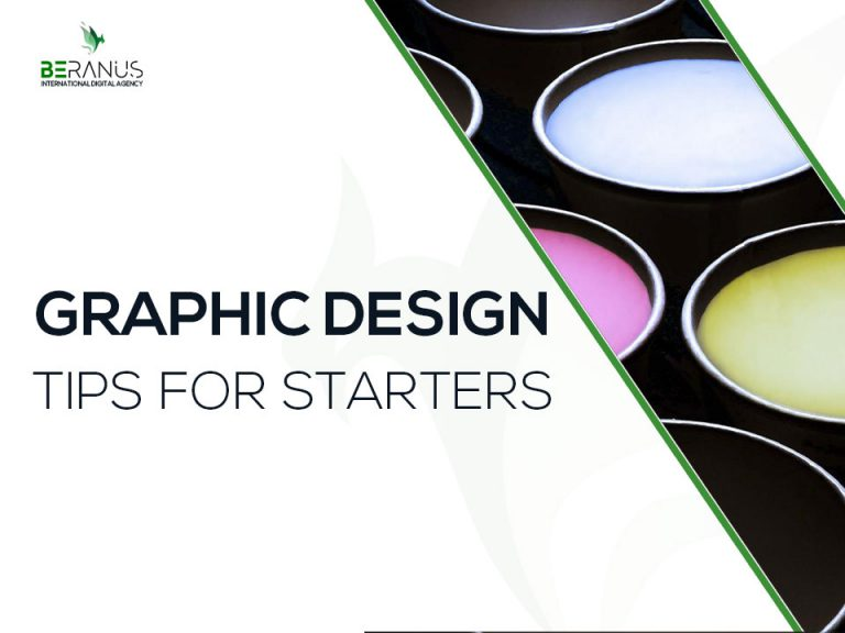 Graphic design tips for starters